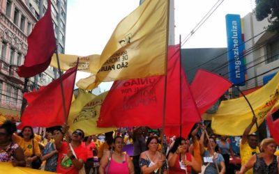 União Nacional de Moradia Popular Participa do Forum Social Mundial em Salvador e se junta a milhares de vozes da resistência, por direitos e democracia!