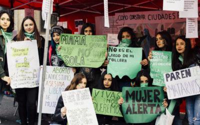 Ciudades cuestionadas desde los feminismos