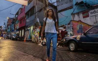 Urban safety for women in ten countries