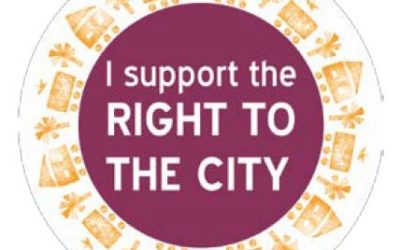 Participate in the newsletter of the Global Platform for the Right to the City!