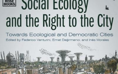 "TRISE reelases the book ""Social Ecology and the Right to the City"""