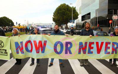 Frente al inmovilismo, la sociedad civil no espera