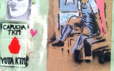 Artículo: La ciudad es la protesta, una crónica de la revuelta chilena