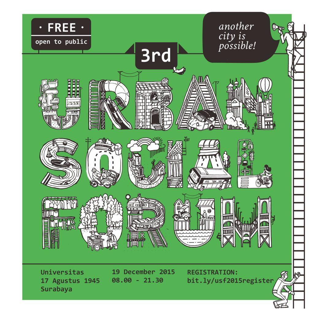 3rd Urban Social Forum
