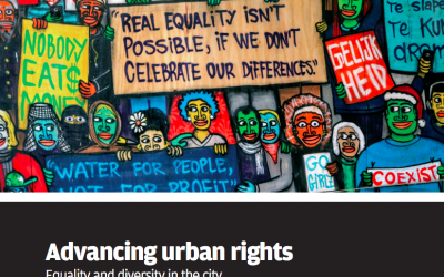 "New book: ""Advancing urban rights. Equality and diversity in the city"""