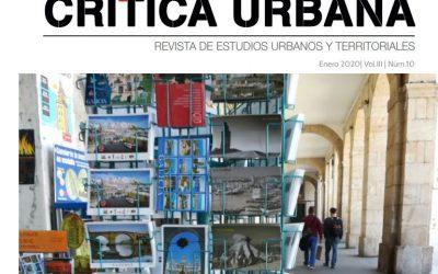 Nuevo número de la Revista Crítica Urbana