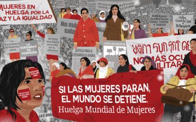 Súmate a la Huelga Mundial de Mujeres