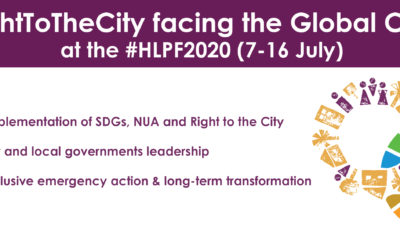 The Right to the City at the High-Level Political Forum