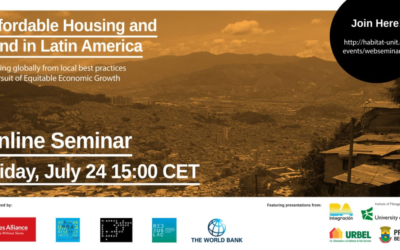 Affordable Housing and Land in Latin America