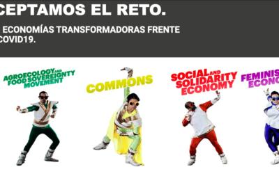 ACEPTAMOS EL RETO : LAS ECONOMÍAS TRANSFORMADORAS FRENTE AL COVID-19.