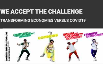WE ACCEPT THE CHALLENGE:TRANSFORMING ECONOMIES VERSUS COVID19