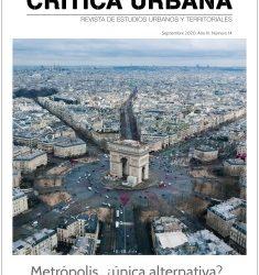 Nuevo numéro de Crítica Urbana : Metrópolis, ¿única alternativa?