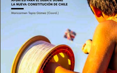 Presentación del libro «Ciudades Posibles. Apuntes para el debate sobre la Nueva Constitución de Chile»