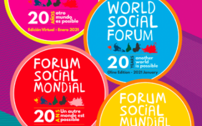 World Social Forum-20 years: Another World is Possible