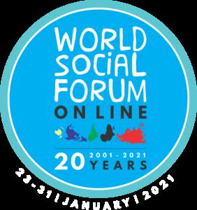 WSF 2021 logo