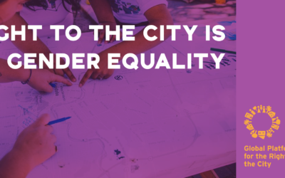 8M 2021: The Right to the City is Gender Equality!