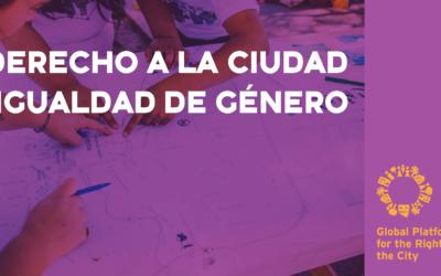 8M 2021: ¡El Derecho a la Ciudad es Igualdad de Género!