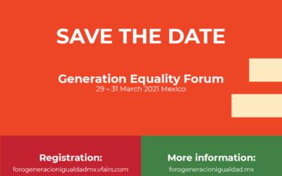Forum Génération Égalité: Mexico