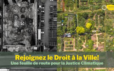 Comment les villes peuvent atténuer les conflits entre l'homme et la nature