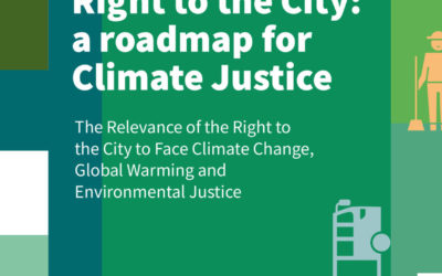 Right to the City: A Roadmap for Climate Justice