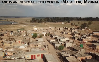 Planact advocating for the Right to the City in informal settlements in South Africa
