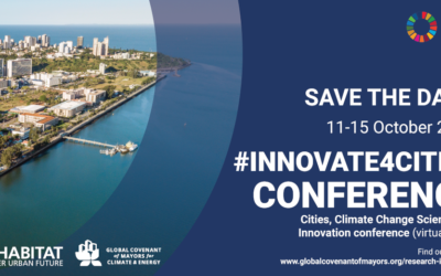 GPR2C parallel session at the Innovate 4 Cities Forum